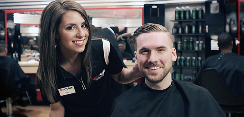 Sport Clips Haircuts of Woodstock - Hwy 92 & Trickum  Haircuts